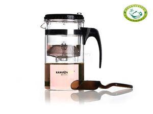 KAMJOVE-Glass-Gongfu-Teapot-200ml-With-Infuser-Mug