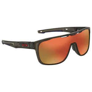 d62fe0154 Oakley Crossrange Shield Prizm Ruby Sport Men's Sunglasses OO9387 ...