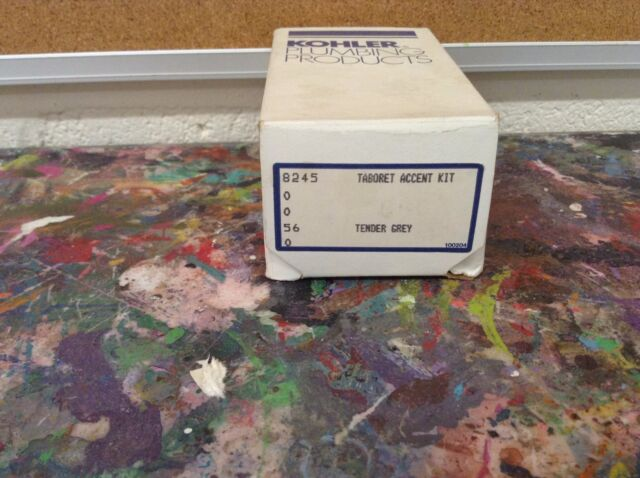 Kohler K-8245-CP TABORET POLISHED CHROME ACCENT KIT ONLY