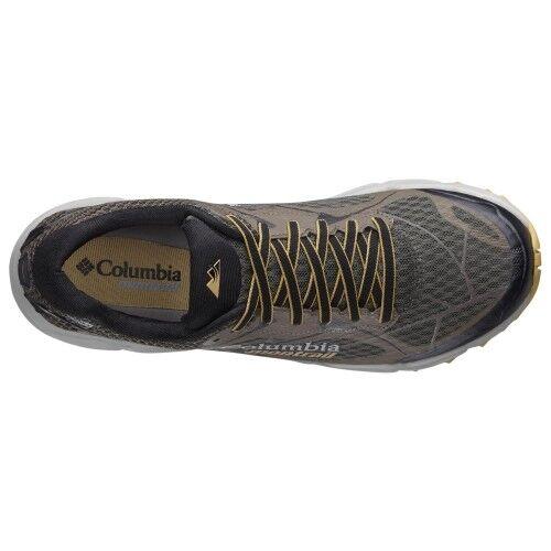Columbia Caldorado II Outdry men jet mud Wanderschuh Herren