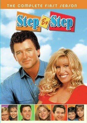 Step By Step: The Complete First Season [New DVD] Manufactured On Demand, 3 Pa