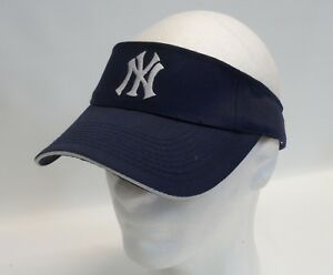 dd46d67e5fa8b4 Image is loading NY-New-York-Yankees-Embroidered-Adjustable-Strapback-Golf-