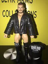 WWE Mattel Elite Ringside RSC Exclusive Bálor Club Leader Finn Bálor Complete