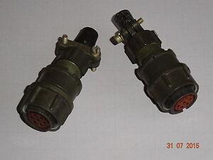 Steckerausfuehrung-als-Bu-7-polig-2PM-russisch-2-Stueck