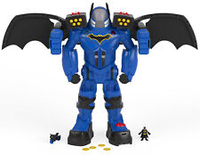 'Imaginext DC Super Friends Batbot Xtreme' from the web at 'https://i.ebayimg.com/images/g/TdIAAOSwk1haAbNq/s-l225.jpg'