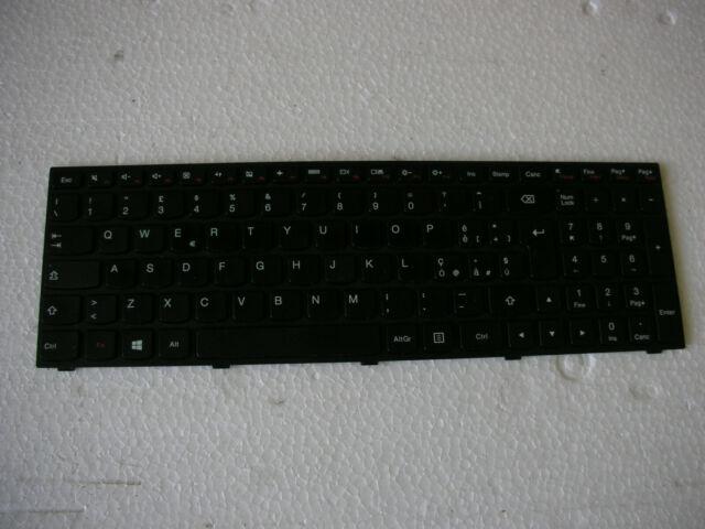 "Lenovo G50-45 15.6/"" Genuine Laptop US Keyboard Black 25214725"