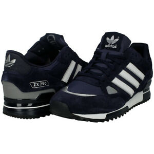 Details about Adidas Originals ZX 750 Mens Trainers Suede Sports Running Shoes