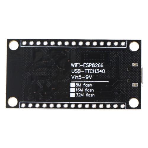 CH340G NodeMcu Wireless WIFI Module Connector Board Replace ESP-12E ESP8266 HF