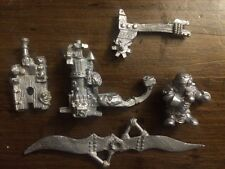 Dwarf Gyrocopter Steam Powered War Machine 80s Games  Workshop Citadel TSF25