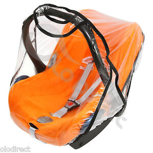 Quality Car Seat Rain Cover 0 11kg Carseat Raincover New