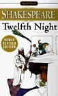 Twelfth Night, or What You Will: With New and Updated Critical Essays and a Revised Bibliography by William Shakespeare, Sylvan Barnet, Herschel Baker (Paperback, 1998)