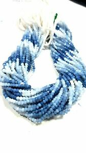 100-NATURAL-AAA-BLUE-OPAL-RONDELLE-MICRO-FACETED-3-3-5-MM-13-034-GEMSTONE-BEADS