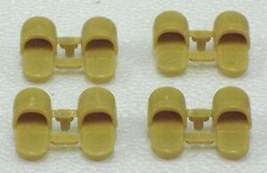 4-Paar-Zapatos-de-madera-playmobil-ZU-V-1-Klicky-3410-3411-3292-3293-3447-3448