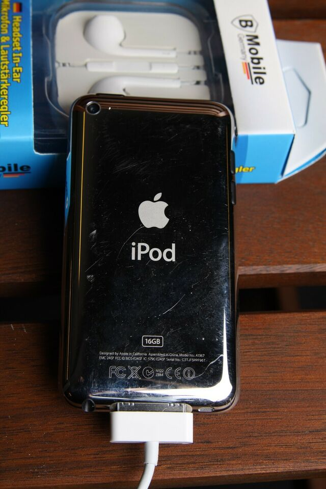 iPod, 4 Touch, 16 GB
