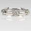 Tiffany-amp-Co-Diamond-Signature-X-Ring-18K-750-White-Gold-Band-E-F-VS1-Ring-Box thumbnail 1