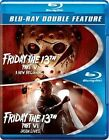 Friday The 13th Part V VI 5 6 Blu-ray Region B