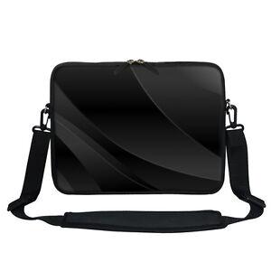 "15/"" 15.6/"" Laptop Notebook Computer Sleeve Case Bag w Hidden Handle 1602"