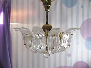 Kronleuchter Amerikanisch ~ Seltener kronleuchter deckenlampe kristallleuchter palwa palme