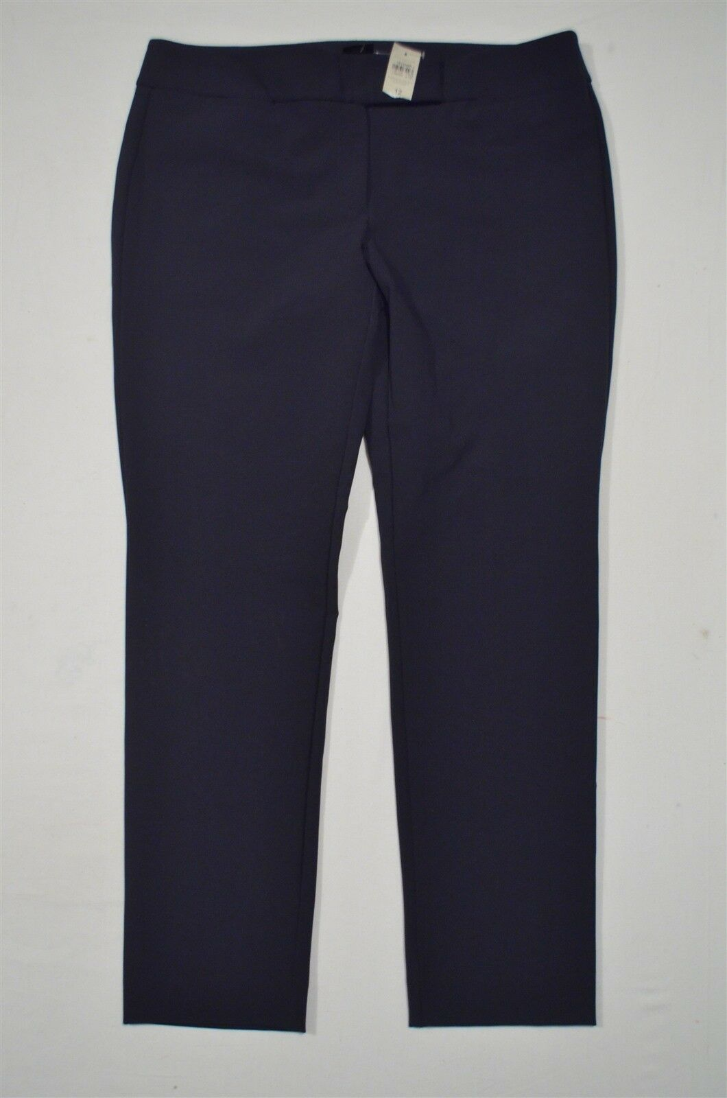 NEW Ann Taylor 12 Navy bluee Modern Skinny Ankle Dress Pants