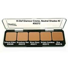 Graftobian HD Glamour Crème Foundations Palette, Neutral #2