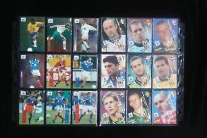 Panini-WM-France-98-komplette-100er-Serie