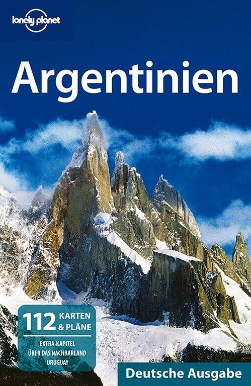 Lonely Planet Reiseführer Argentinien, Sandra Bao - Sandra Bao