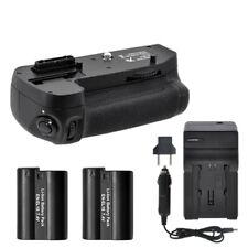 Battery Grip for Nikon D7100 D7200 + 2 EN-EL15 Batteries + Charger