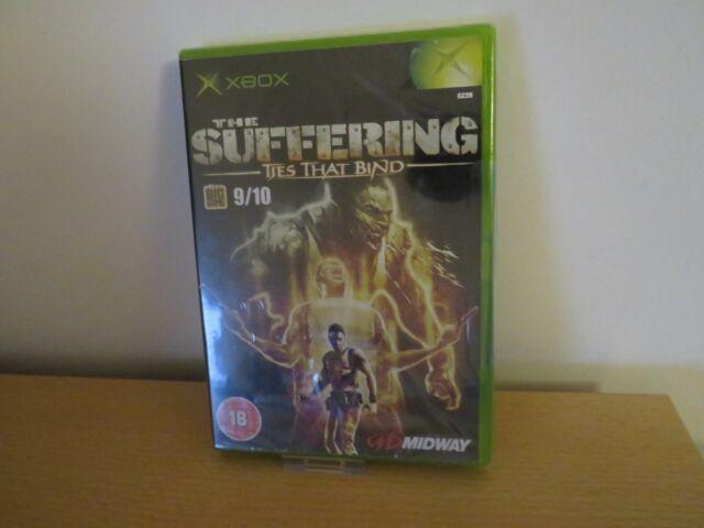 La souffrance: Ties that Bind pour Xbox Original Neuf Scellé PAL VERSION