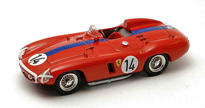 Ferrari 750 Monza  14 Le Mans 1955 1 43 Model 0187 ART-MODEL