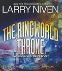The Ringworld Throne by Larry Niven (CD-Audio, 2013)