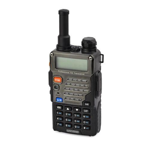 2pcs Dual Band VHF UHF Mini Portable Radio Antenna for YAESU VX-1R Baofeng UV-5R