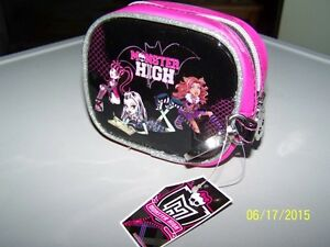 MONSTER-HIGH-PORTE-MONNAIE-NEUF