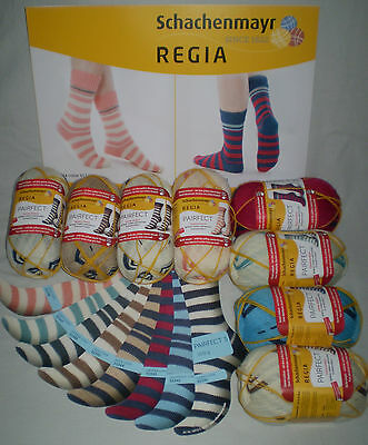 4,25 €//100 GR soxs calcetines lana 4 veces//4-fädig de gründl musterbildend