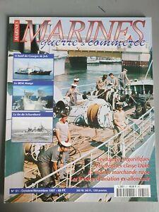 Marines Magazine Guerre & Fair No 51 1997