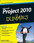 Project 2010 For Dummies by Nancy C. Muir (Paperback, 2010)