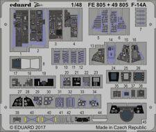 Eduard BIGSIN 64831 1//48 Grumman F-14A Tomcat Detail set Tamiya