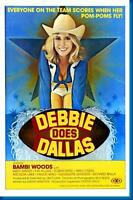 Debbie Does Dallas Movie Poster24in X 36in