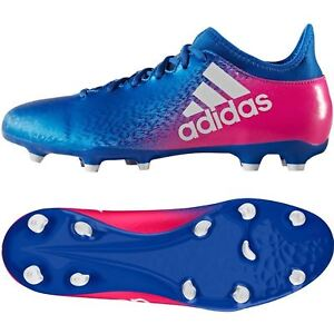 check out 88433 3b44e ... Adidas-x-16-3-FG-BB5641-Homme-Terre-