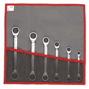 inglesa de llave trinquete Facom je6t de 64 herramientas 6 de anillo de piezas Juego llave con t1qt0xwHWU