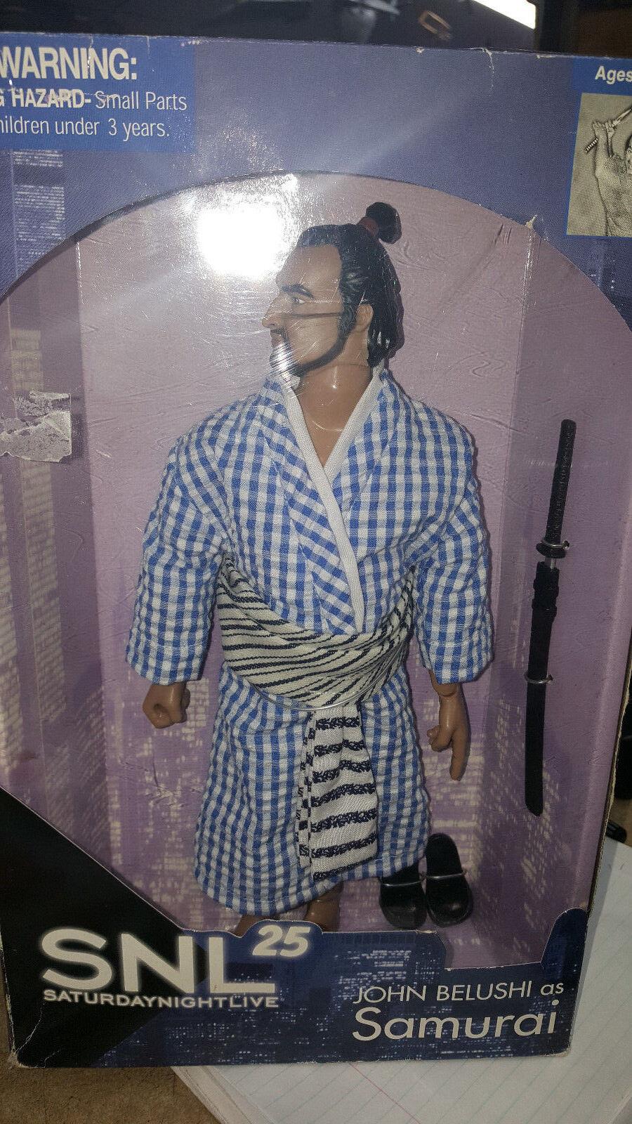 John Belushi SNL as Samurai figure Creation Entertainment 2000