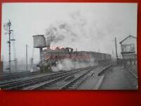 PHOTO  GWR CLASS 43XX LOCO NO 5330 AT SHREWSBURY