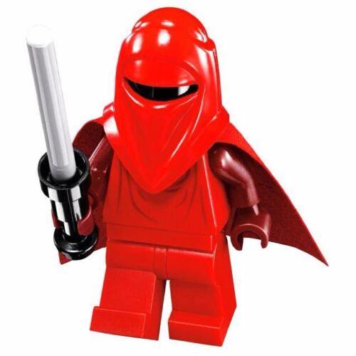 GENUINE LEGO Star Wars MINIFIG Minifigure sw521 EMPEROR/'S ROYAL GUARD 75093 WOW!