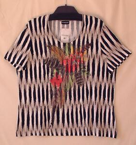 Camicia da viscosa 44 Ladies Weber Gerry elasticizzata donna Samoon Camicia Gr estiva New in qrq1ag