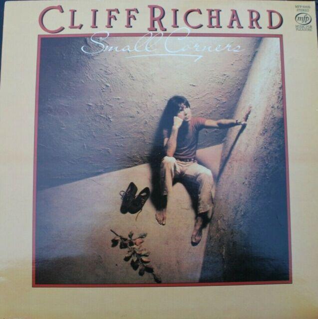 Cliff Richard – Small Corners LP – MFP 50539 – 1978