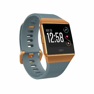 NEW Fitbit Ionic Smartwatch One Size (S&L Bands Included)