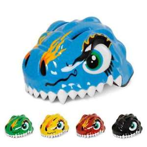 Dinosaur-Kids-039-Helmet-Toddler-Youth-Child-Bike-Bicycle-Cycling-Skateboard-Helmet