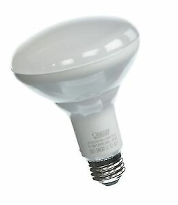 Feit Electric 65w Equivalent Soft White Br30 Dimmable LED Light Bulb Tb4