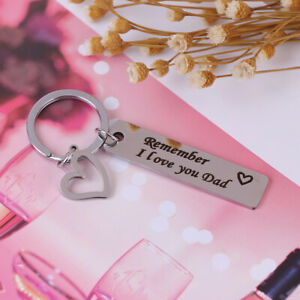 I-Love-You-Dad-Heart-Trinket-Keychain-Rings-Letter-Pendant-Father-039-s-Day-y3
