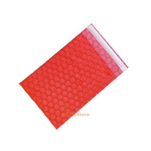 """50 Anti Statico Buste Bolle Buste sacchetto di imballaggio 4/"""" x 6/"""" /_ 105 x 155+25mm"""