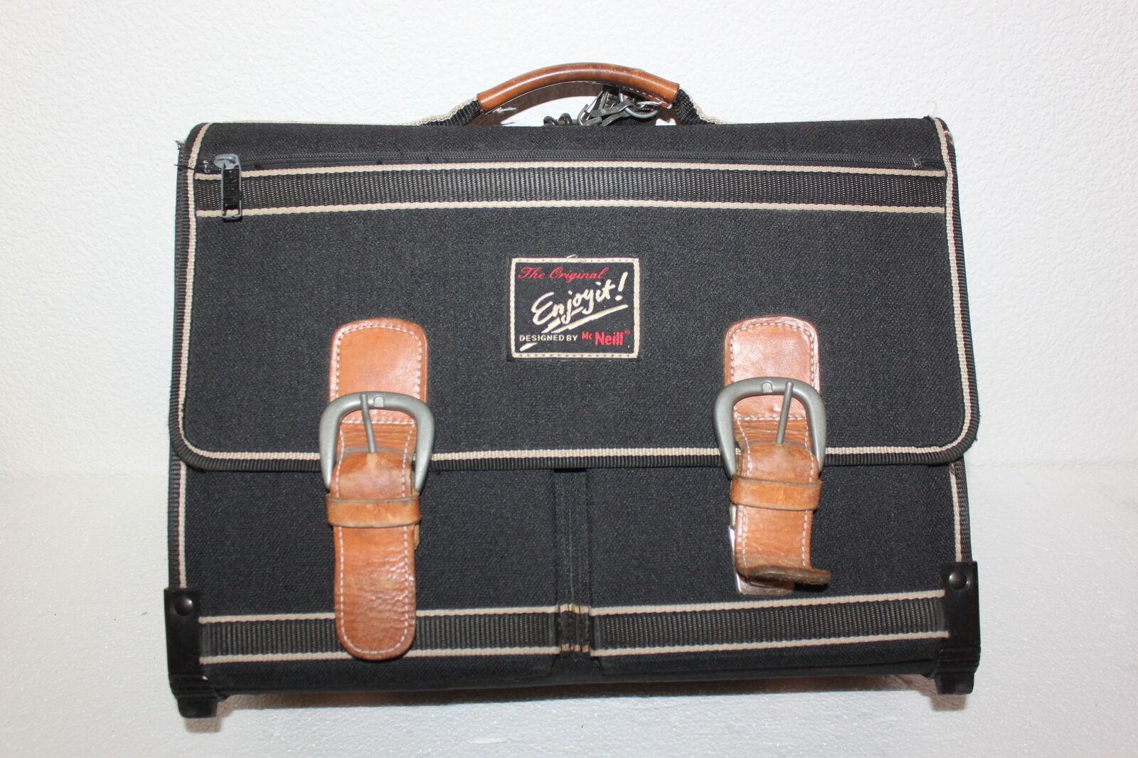 Enjoy it  by McNeill Vintage Schultasche mit Schultergurt Aktentasche | Vielfältiges neues Design  | Exquisite Verarbeitung  | Kaufen Sie online